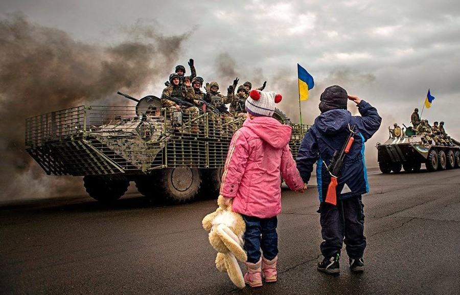 День захисників та захисниць України