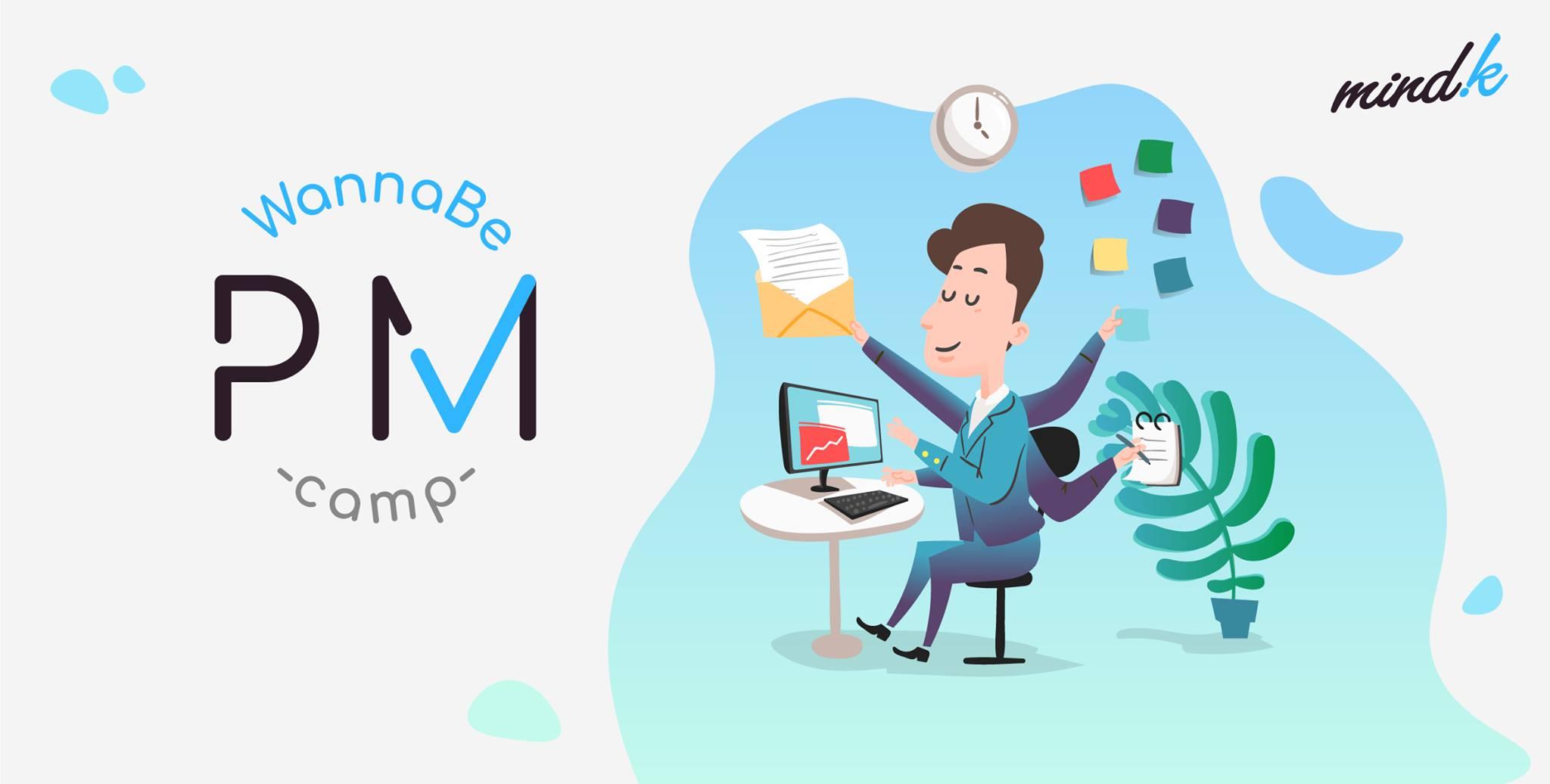 WannaBe PM Camp 2020
