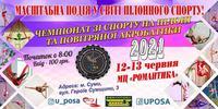 Чемпионат по спорту на пилоне