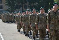 Клятва ліцеїста Сумського кадетського корпусу